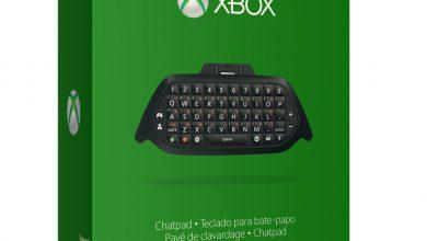 Photo of Chat Pad برای Xbox One معرفی شد