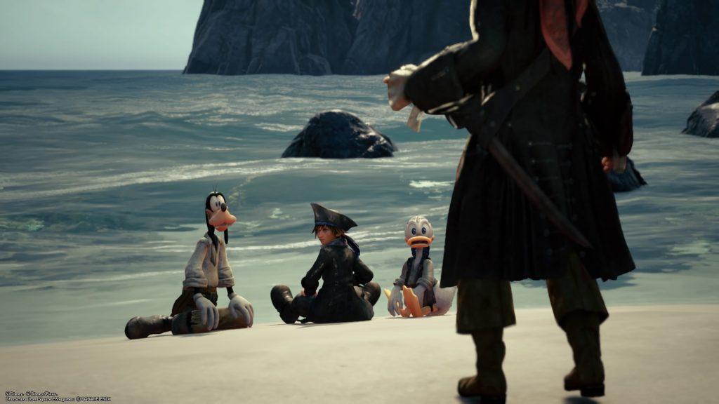 بازی Kingdom Hearts III