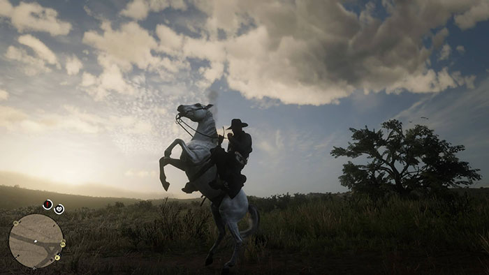best horse in red dead redemption 2