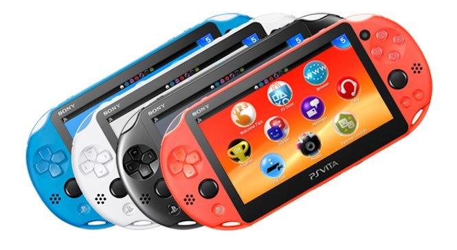 کنسول PS Vita
