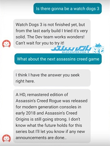 بازی watch dogs 3