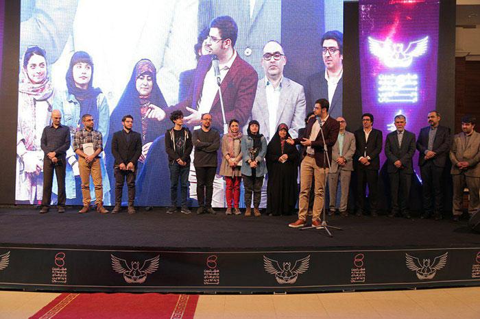 اختتامیه هشتمین جشنواره بازی های ویدیویی ایران