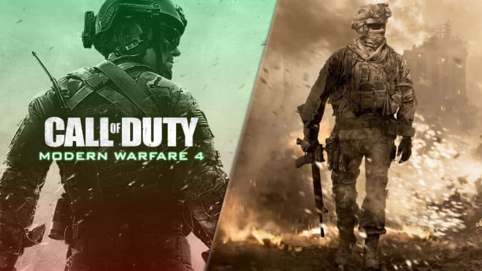 بازی Call of Duty: Modern Warfare 4