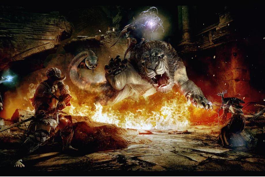 انیمه Dragon's Dogma
