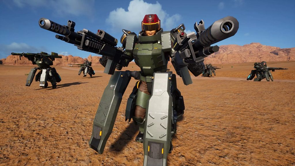 بازی Earth Defense Force: Iron Rain