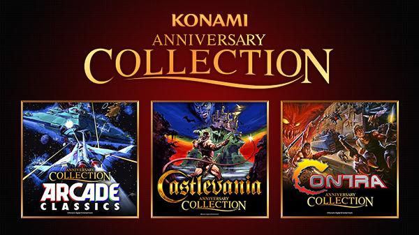 شرکت Konami