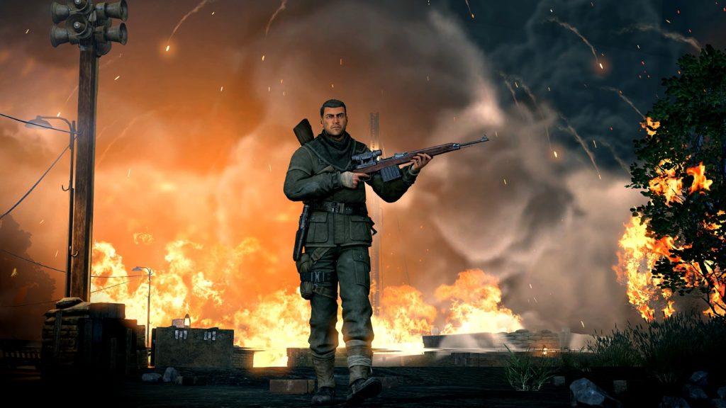 بازی Sniper Elite