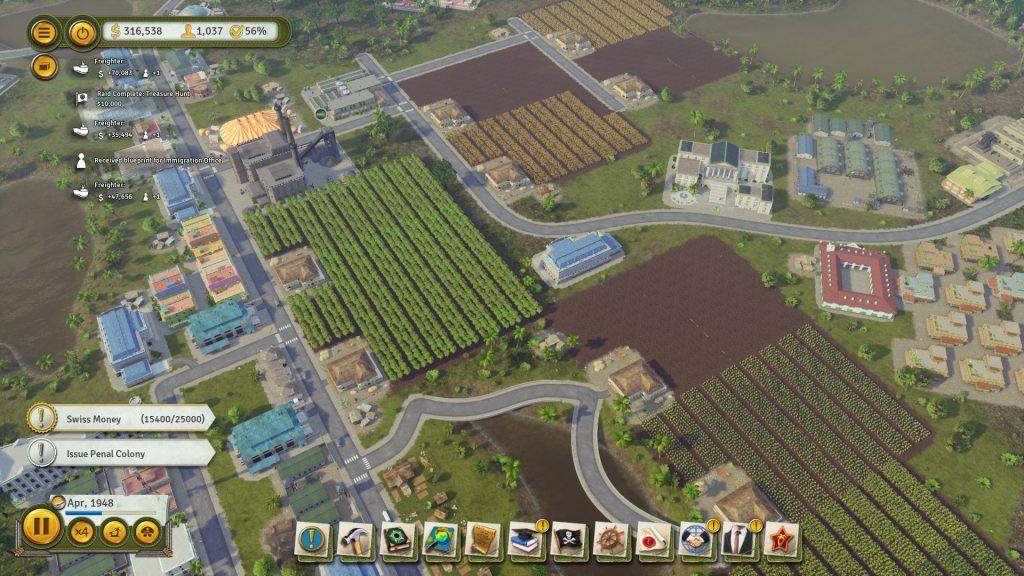 بررسی بازی Tropico 6