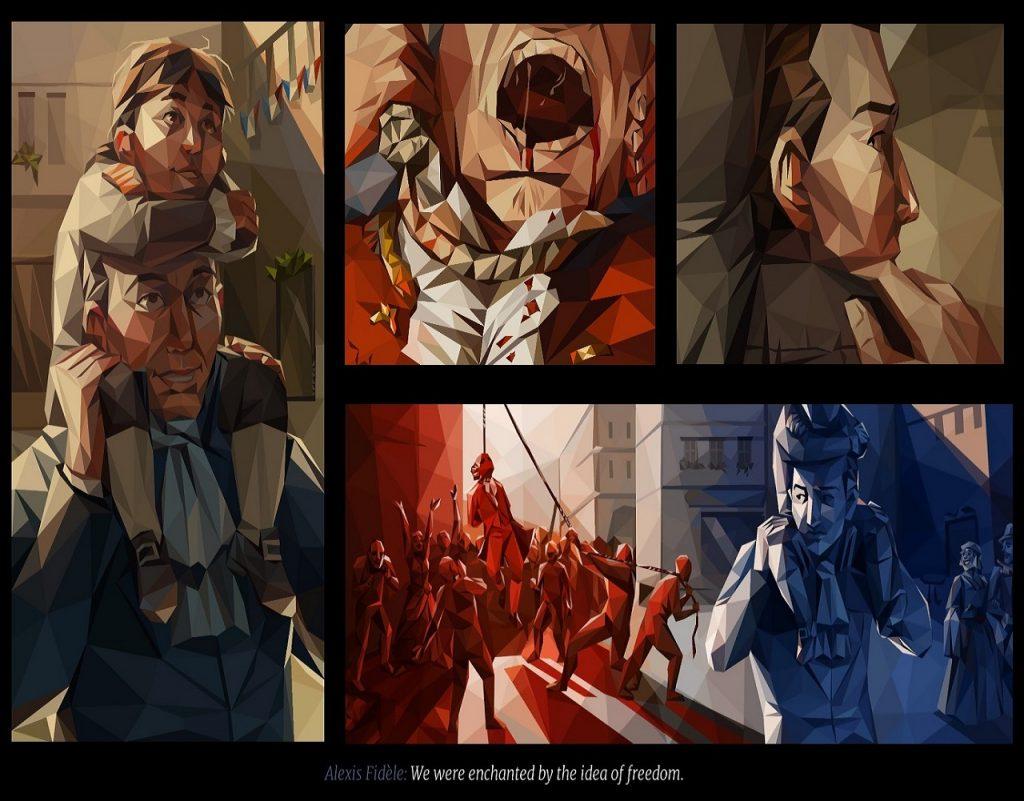 بازی We. The Revolution