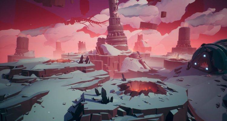 بازی Solar Ash Kingdom