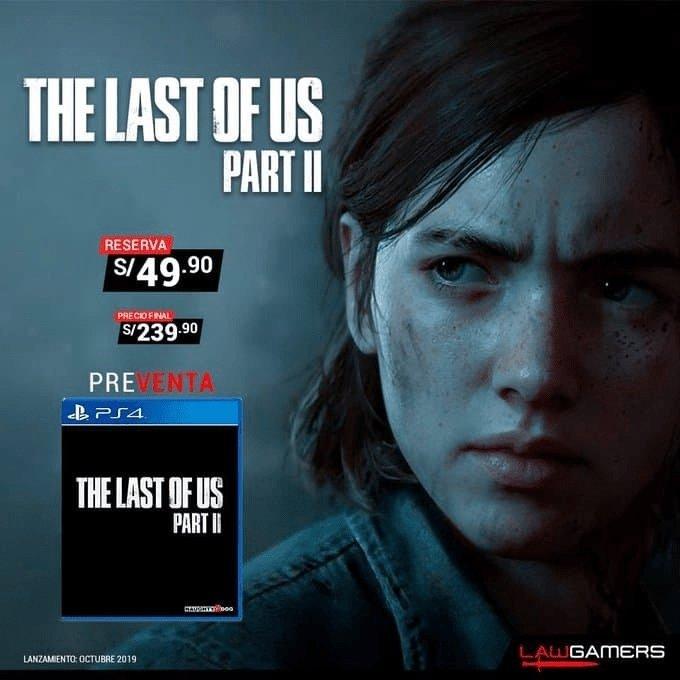 بازی The Last of Us Part 2