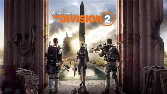 بازی The Division 2