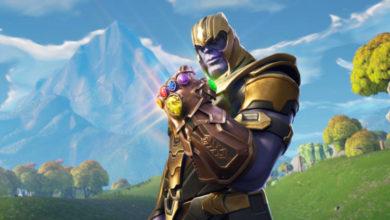 Photo of شایعه: شخصیت Thanos به بازی Fortnite باز میگردد