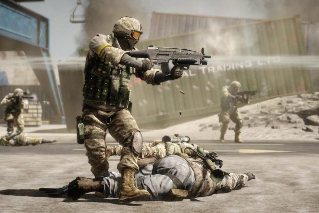 Battlefield Bad Company 3