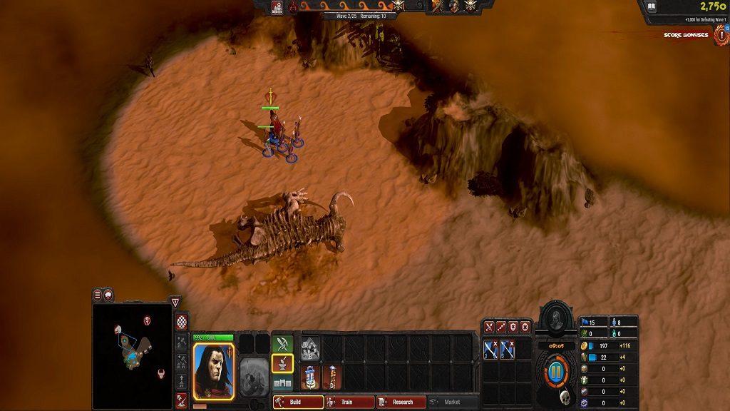 بازی Conan Unconquerd