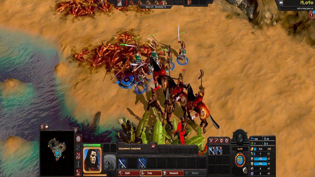 بازی Conan Unconquered
