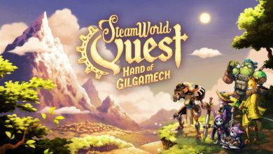 Photo of بررسی بازی SteamWorld Quest: Hand of Gilgamech