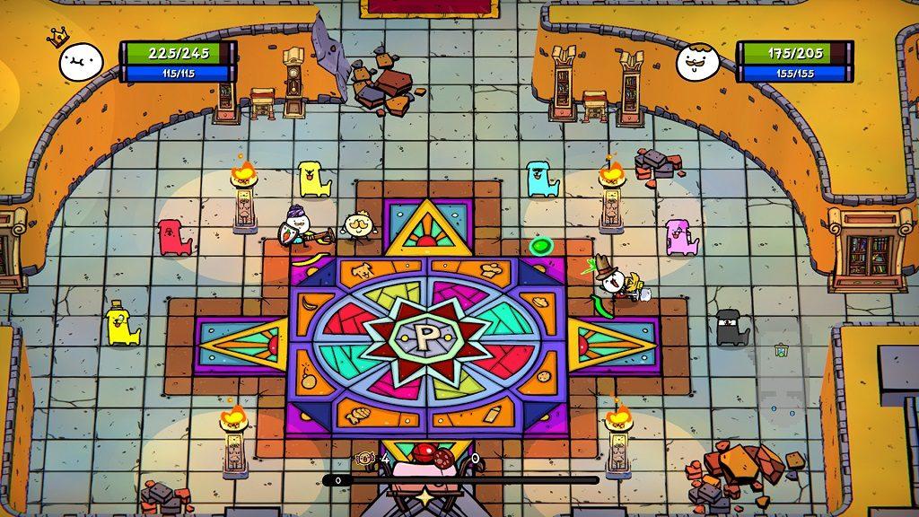 بازی Super Cane Magic ZERO