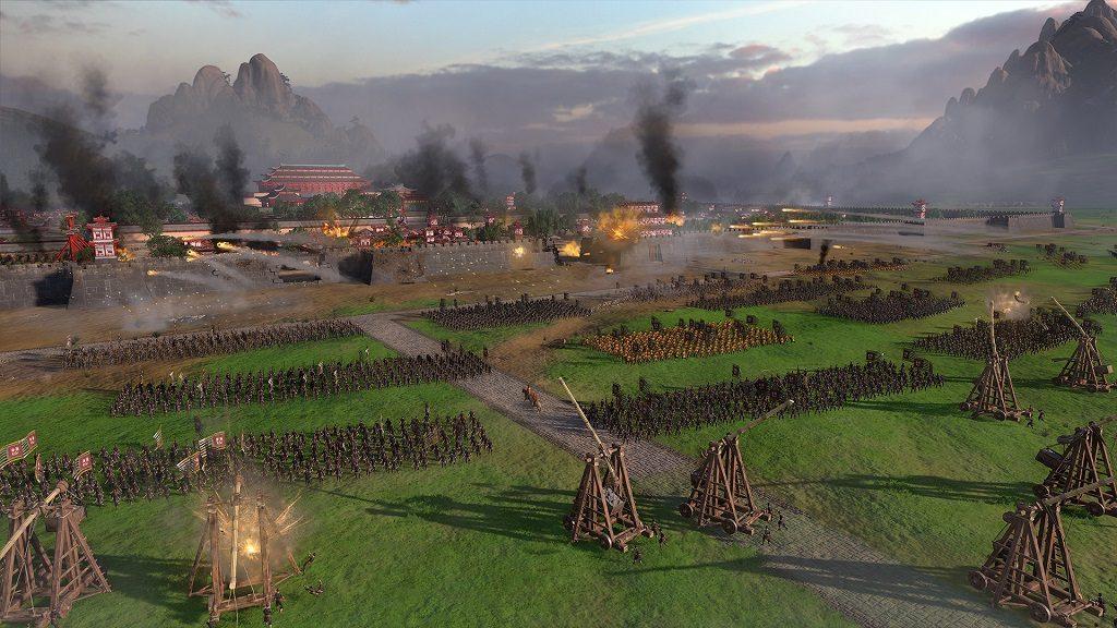 بازی Total War: Three Kingdoms