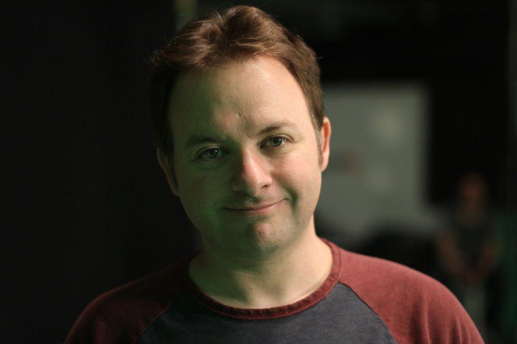 آقای David Jaffe