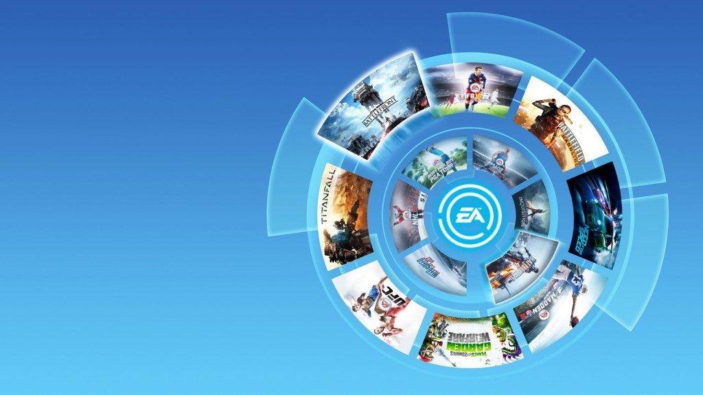 سرویس EA Access