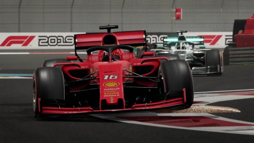 بازی Formula 1 2019