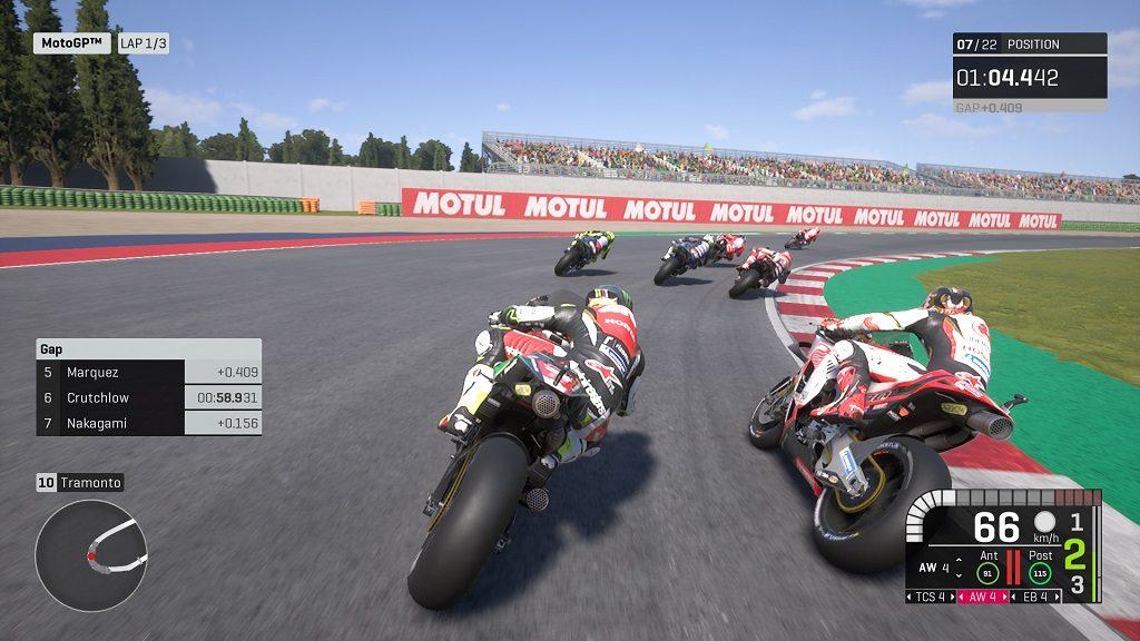 بازی MotoGP 19