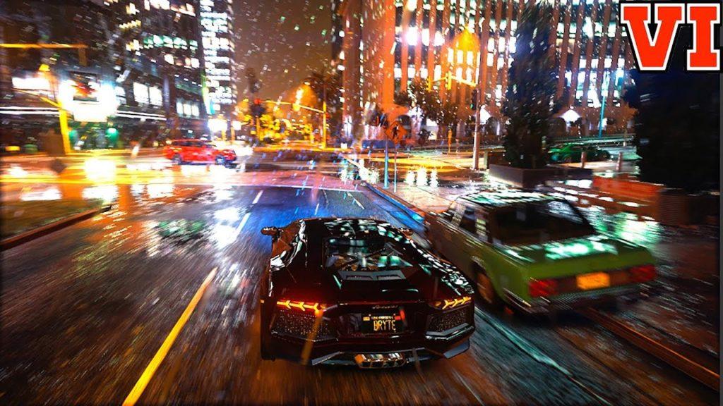 بازیGrand Theft Auto 6