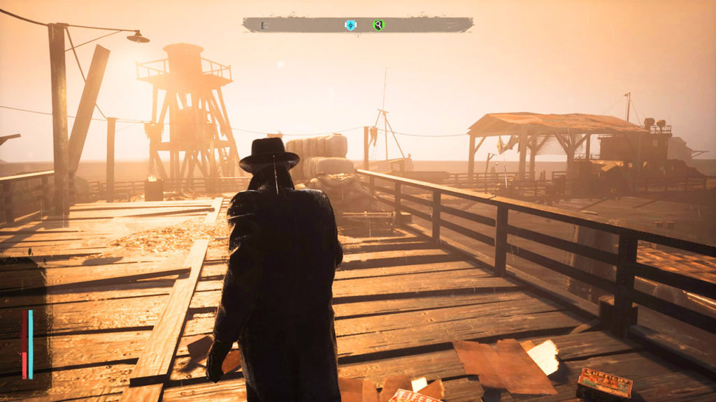the sinking city بازی