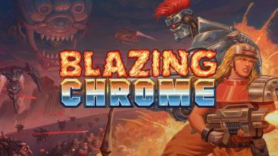 Photo of بررسی بازی Blazing Chrome