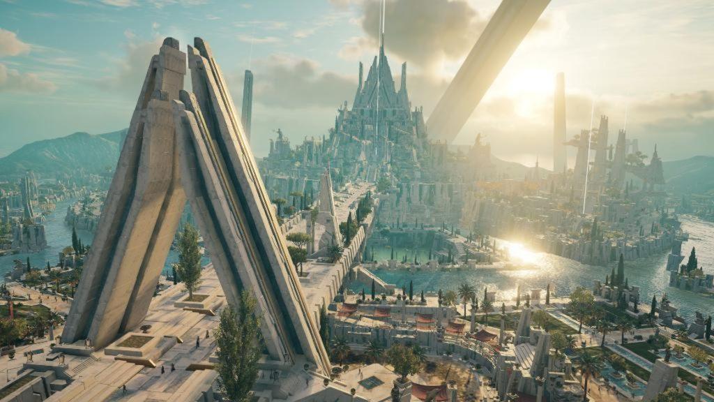 بازی Assassin's Creed: Odyssey