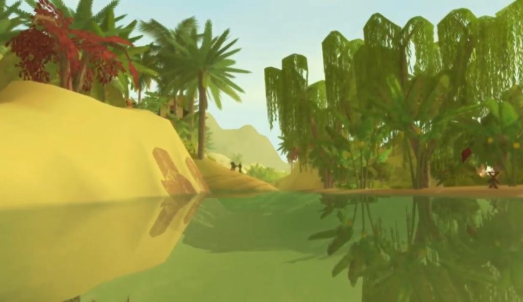 بازی Tidal Tribe