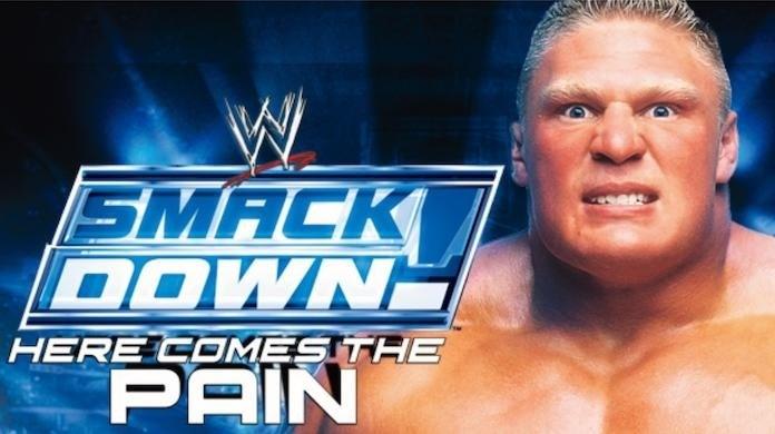 بازی WWE SmackDown