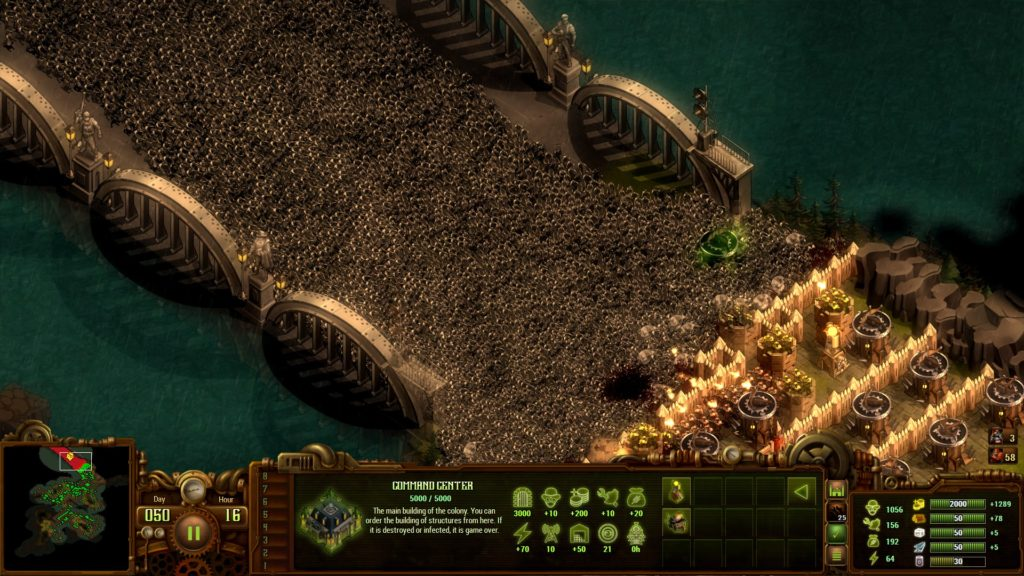 بازی They Are Billions