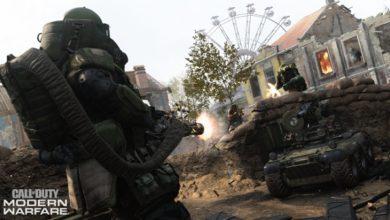 Photo of الهام بخش چندنفره بازی Call of Duty Modern Warfare از Time Crisis