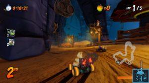 بازی Crash Team Racing: Nitro Fueled2