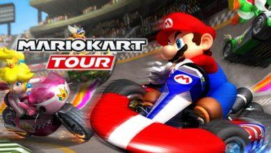 Photo of تاریخ عرضه بازی Mario Kart Tour مشخص شد