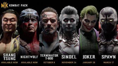 Photo of معرفی فهرست کامل بسته Kombat Pack بازی Mortal Kombat 11