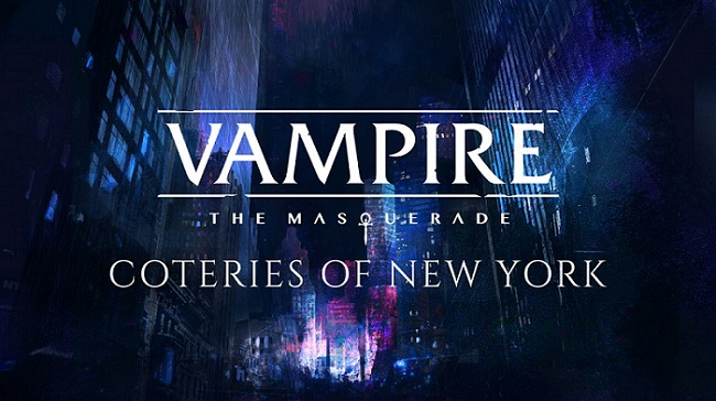 Vampire The Masquerade-Coteries of New York