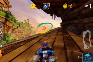 بازی Crash Team Racing: Nitro Fueled