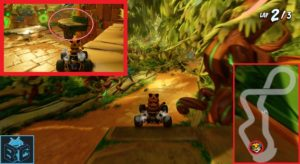 بازی Crash Team Racing