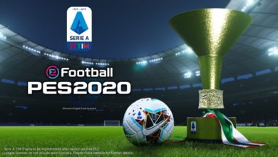 Photo of لایسنس رسمی سری A در بازی eFootball PES 2020
