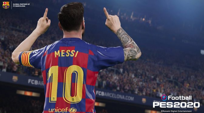 بازی eFootball PES 2020
