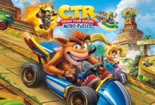 Photo of راهنمای بازی Crash Team Racing : Nitro Fueled
