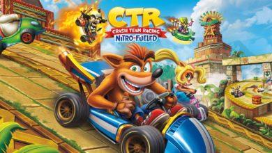 Photo of راهنمای بازی Crash Team Racing : Nitro Fueled