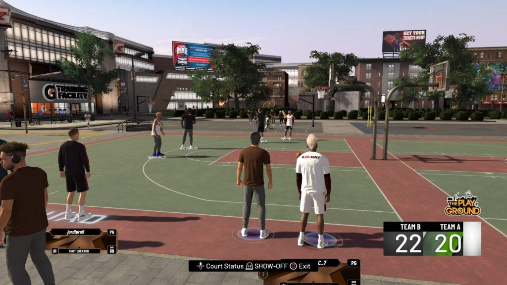 NBA 2K20 - 3
