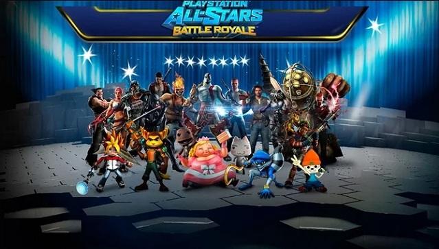 بازی PlayStation All-Stars Battle Royale 2