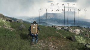 نمایش Death Stranding