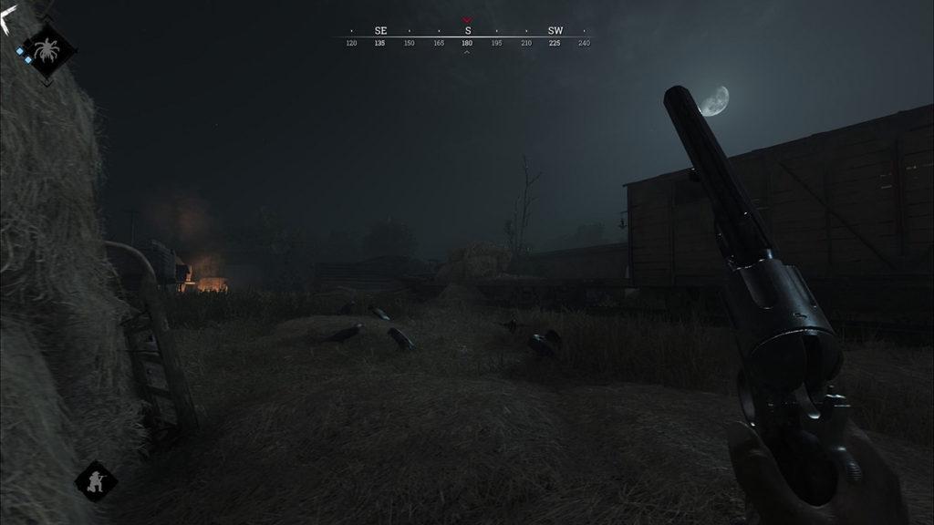 بازی hunt showdown
