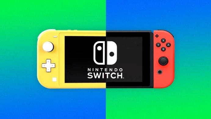 فروش کنسول Nintendo